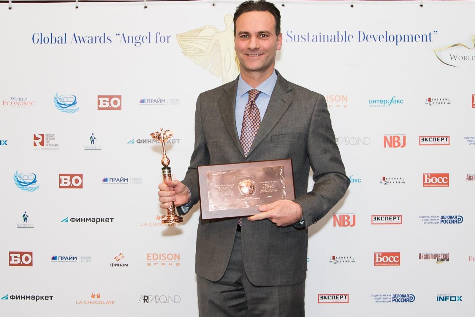 World Organization for Development подвела итоги Международной Премии «Инвестиционный Ангел»