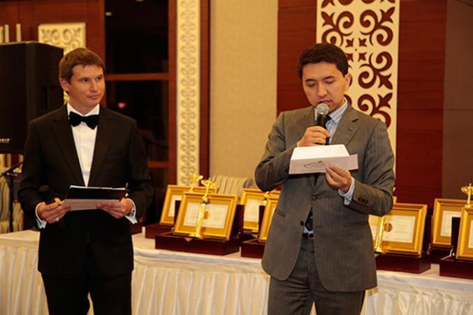 Премия «Инвестиционный Ангел» на VI Астанинском экономическом форуме