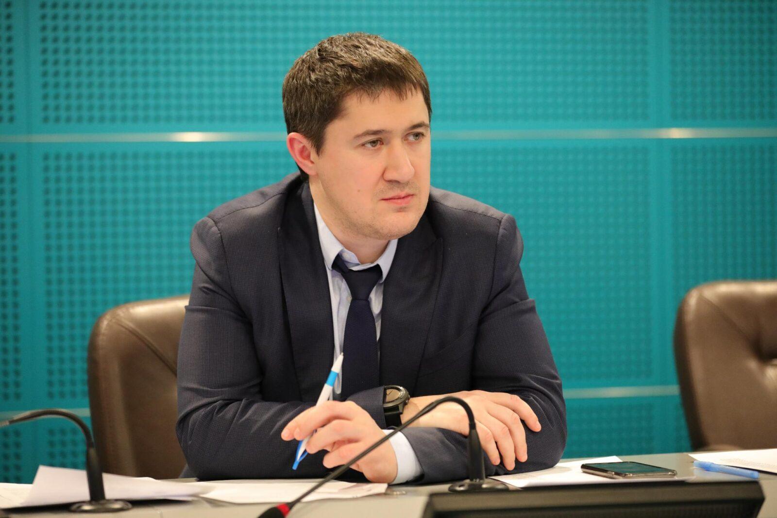Дмитрий Махонин возглавил правительство Пермского края