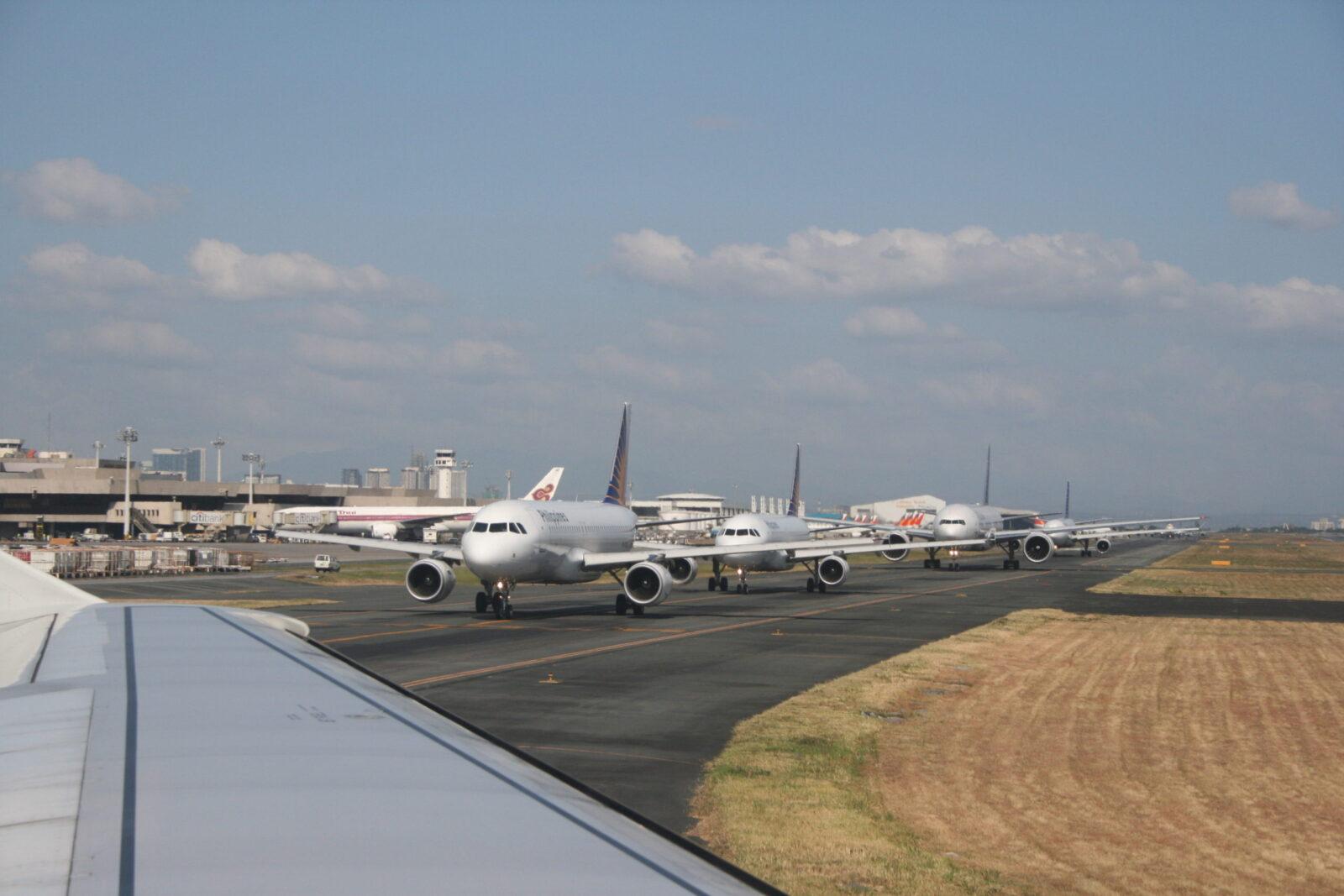 Губернатор Кавите предложил превратить главный аэропорт Филиппин в национальный парк