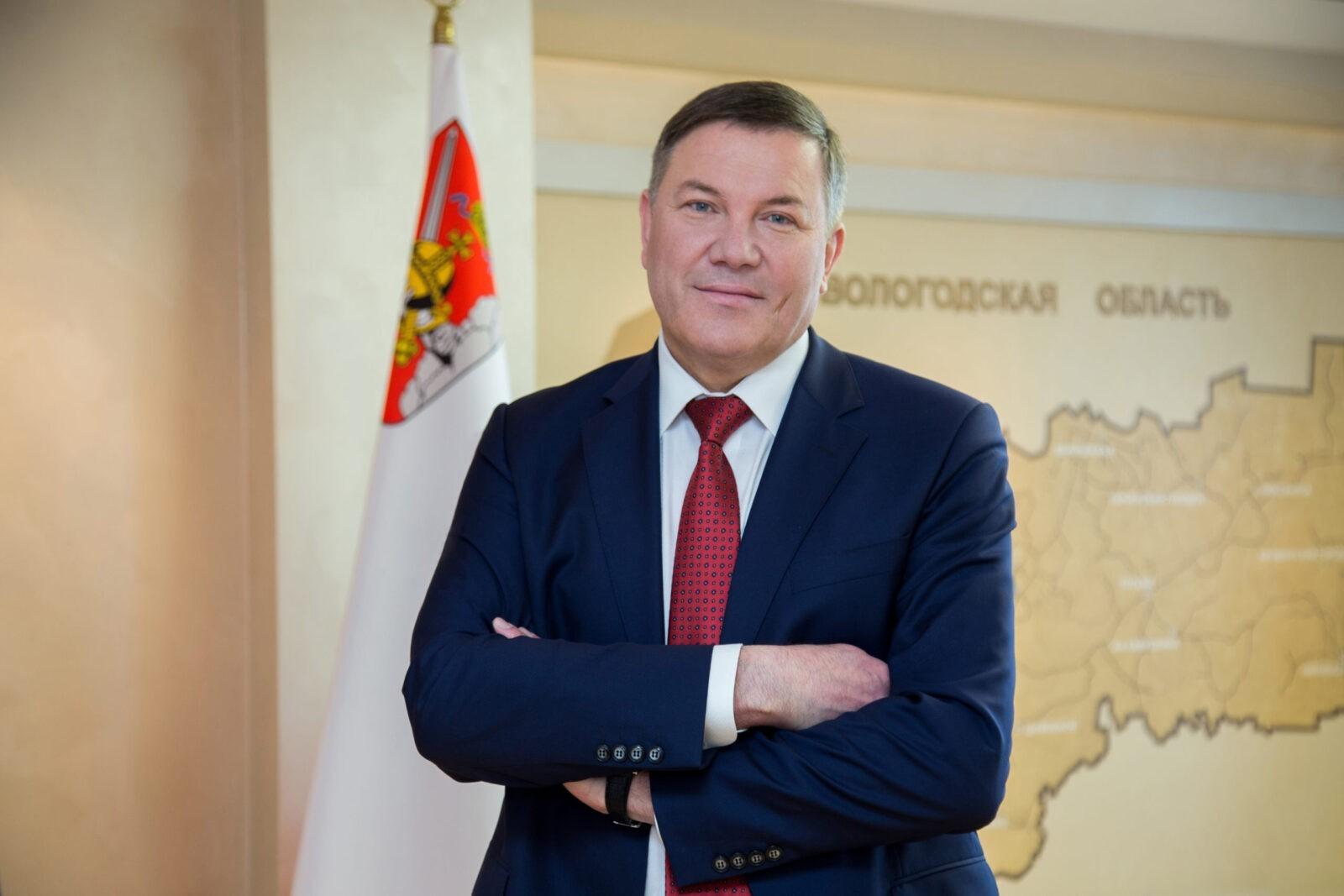 2 февраля 2020 года свой 55-й день рождения празднует Губернатор Вологодской области (РФ) Олег Александрович Кувшинников
