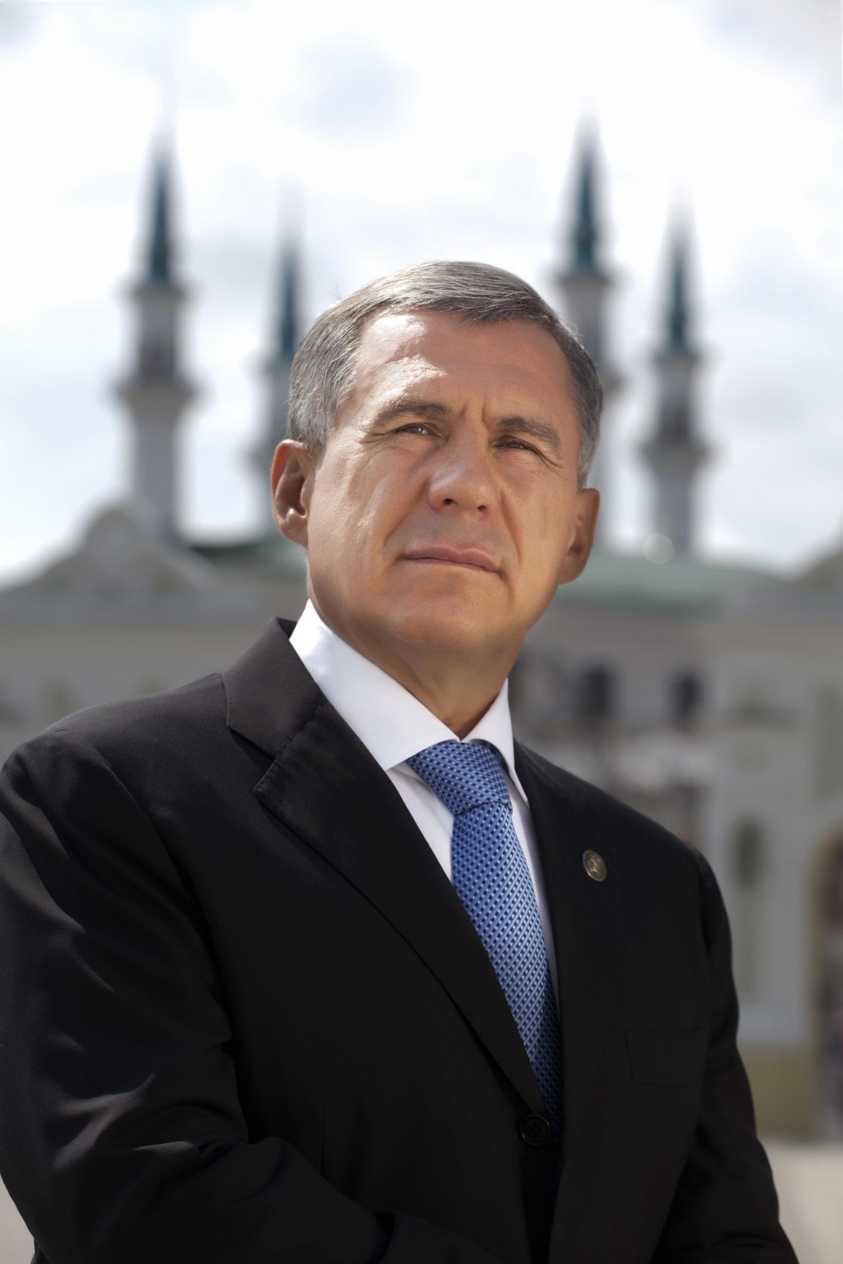 Президент Татарстана обсудил торгово-экономические отношения с Послом Республики Мозамбик