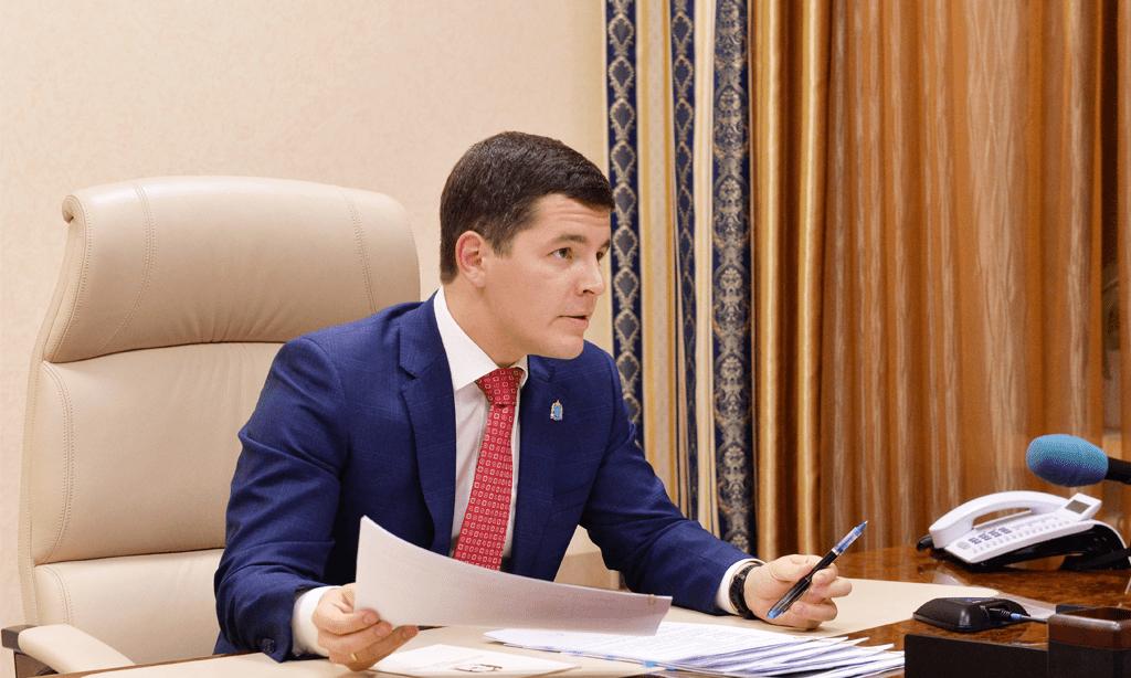 17 февраля 2020 года свой 32-й день рождения празднует Губернатор Ямало-Ненецкого автономного округа (РФ) Дмитрий Андреевич Артюхов