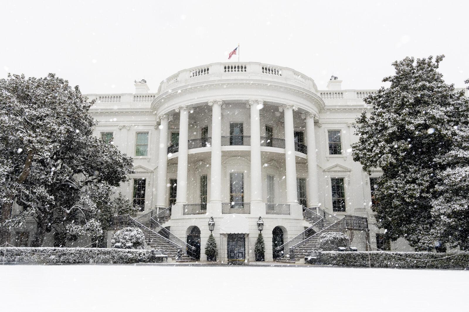 Президент Дональд Трамп провел ежегодную встречу с Губернаторами в Белом доме