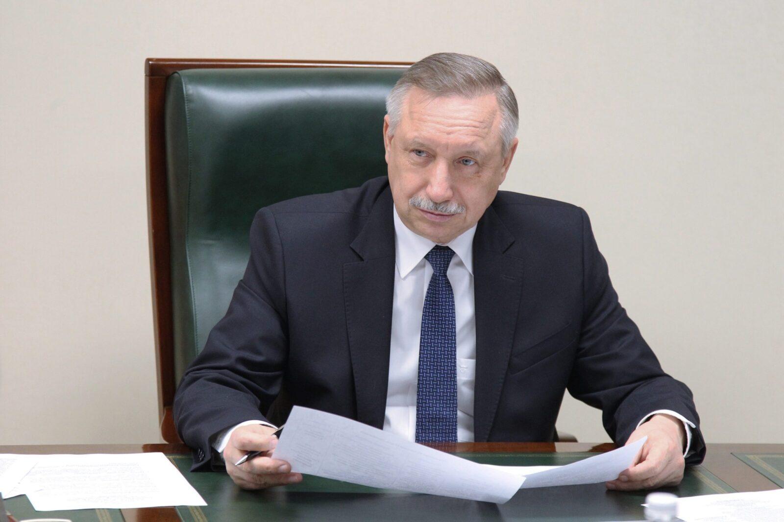 Александр Беглов провел встречу с Президентом Туркменистана