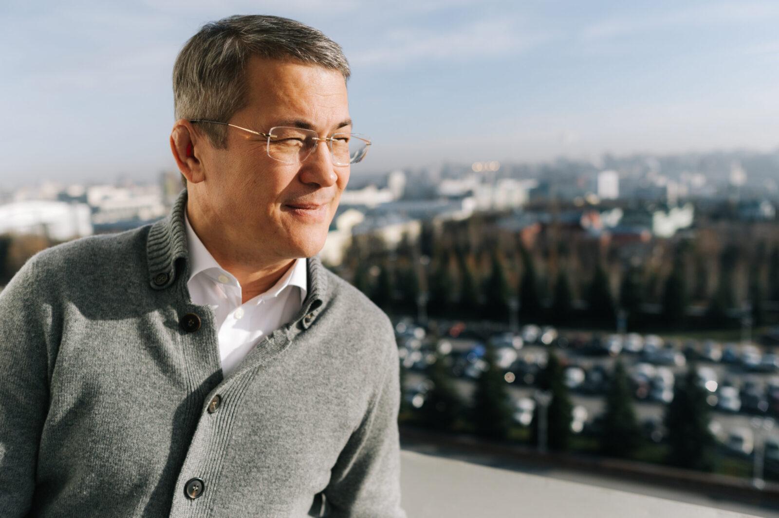 20 марта 2020 года свой 56-й день рождения празднует Глава Республики Башкортостан (РФ) Радий Хабиров