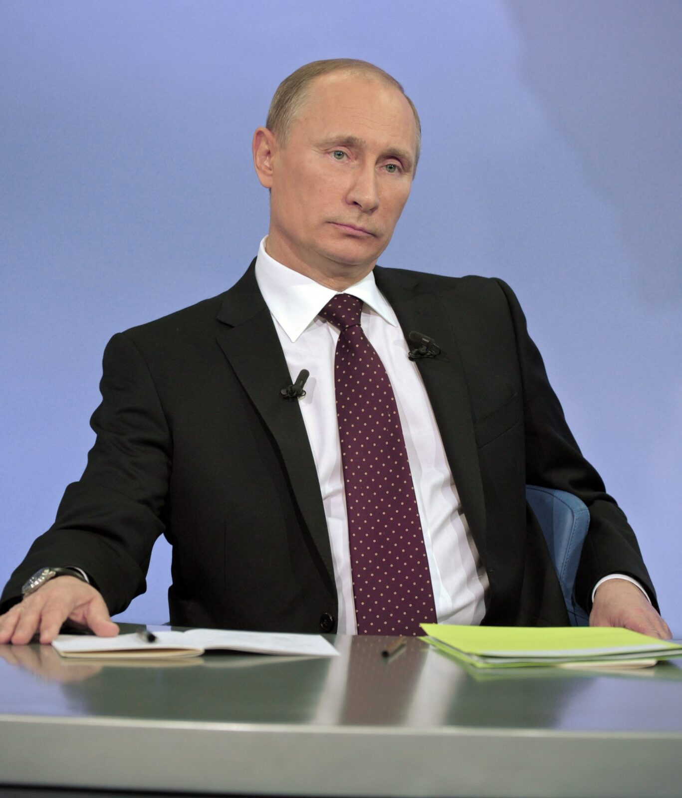 Владимир Путин подтвердил готовность помочь Италии в борьбе с коронавирусом