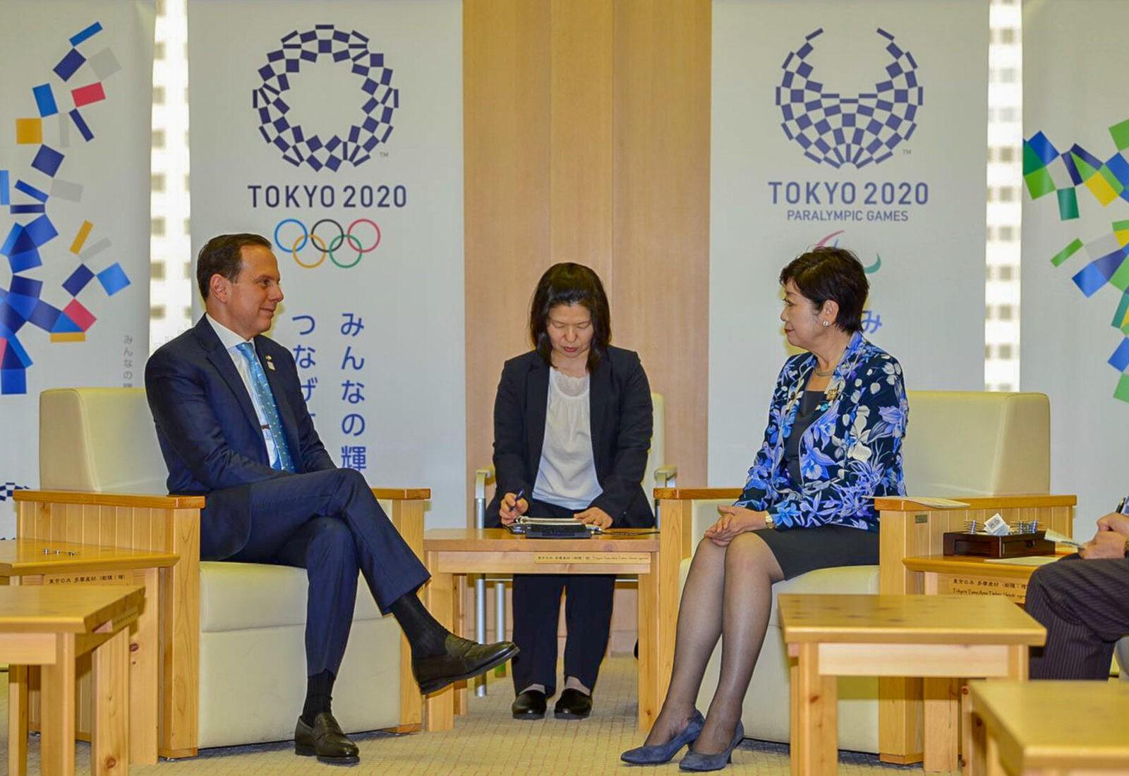 Губернатор Токио заявила, что отмена Олимпийских игр немыслима