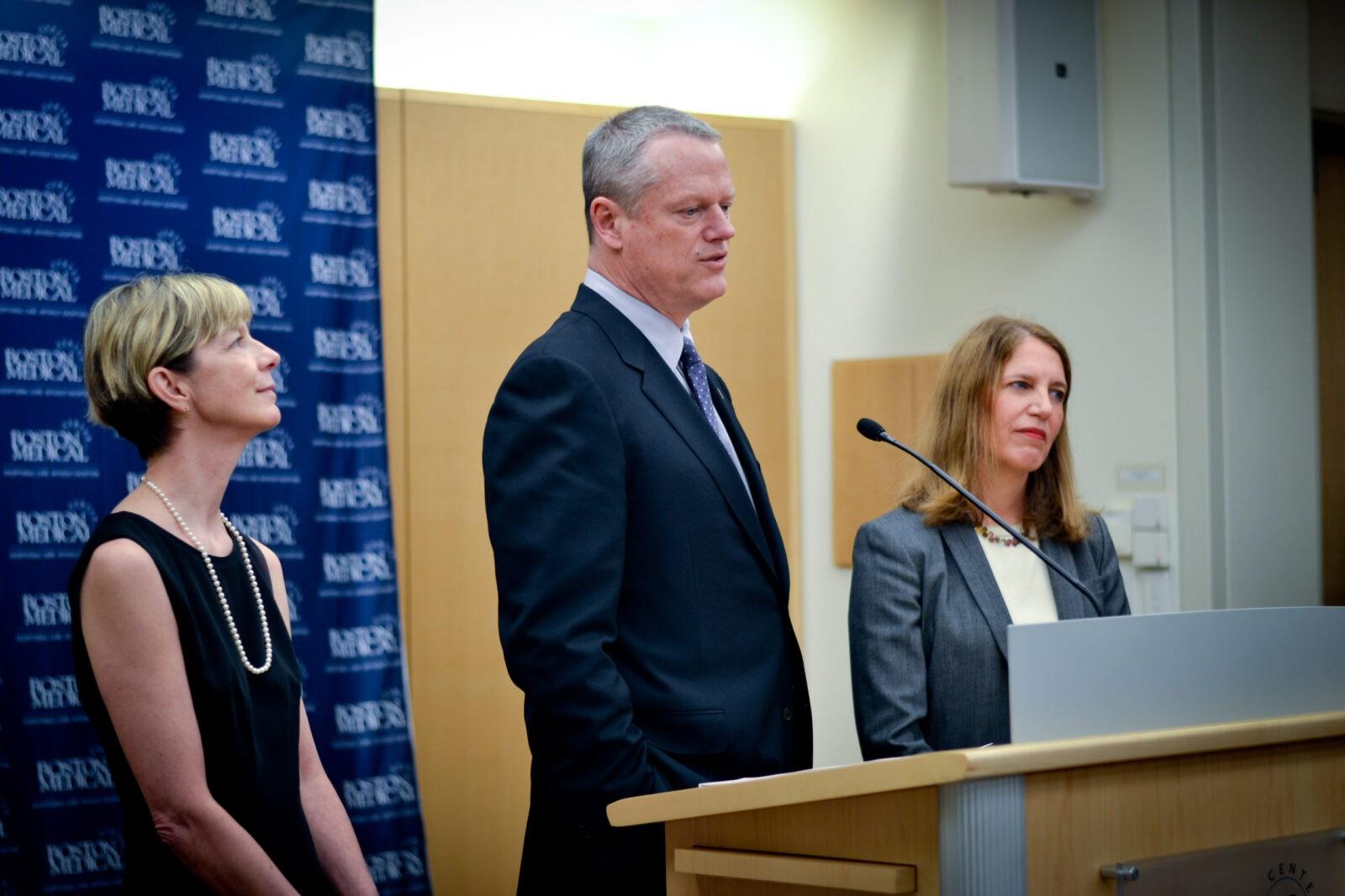 Губернатор Массачусетса выделит 10 миллионов долларов для Фонда содействия малого бизнеса