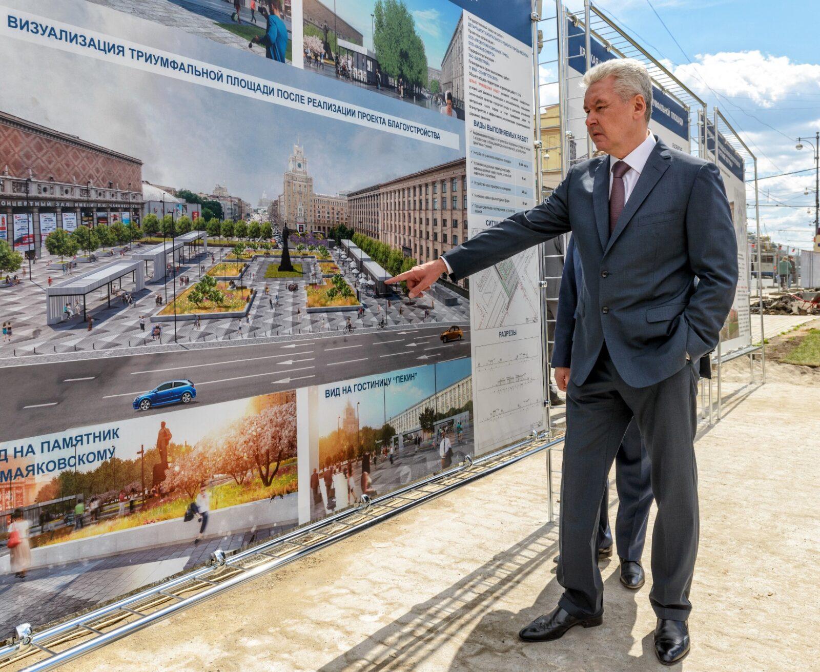 Сергей Собянин: Закончили строительство одной из крупнейших веток метро в Москве