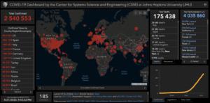 COVID-19: мировая статистика