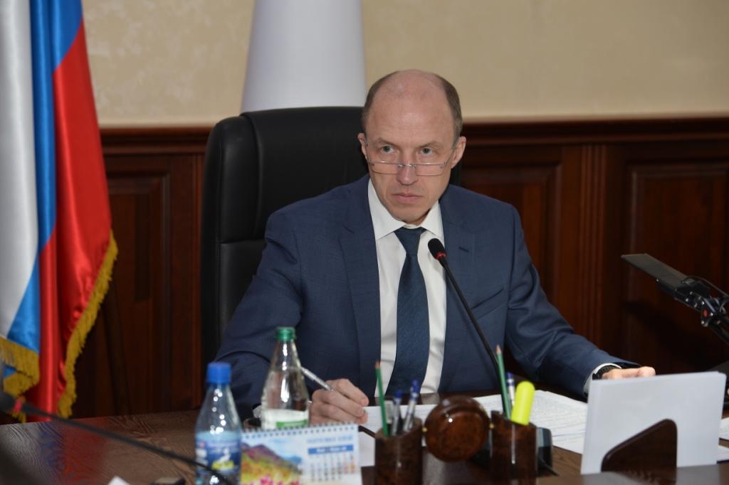 3 апреля 2020 года свой 48-й день рождения празднует Глава Республики Алтай (РФ) Олег Хорохордин