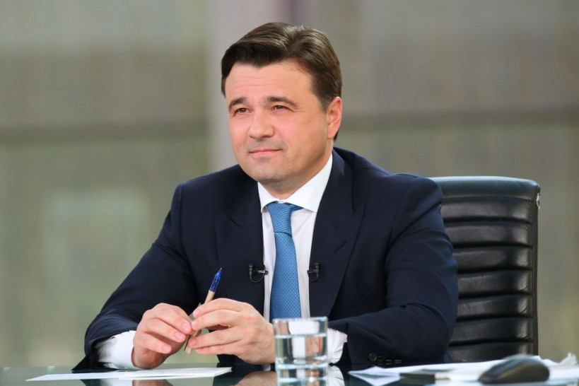 Губернатор Московской области заявил о нежелании блокировать Москву и Подмосковье