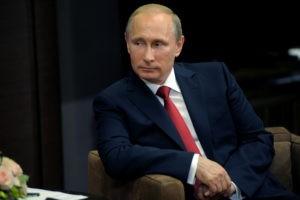 Владимир Путин выступил с обращением к россиянам по поводу ситуации с COVID-19